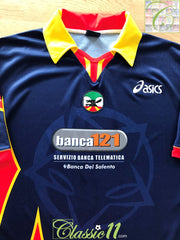 1999/00 Lecce Away Football Shirt (XXL)