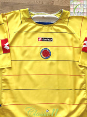 2004/05 Colombia Home Football Shirt (XL)