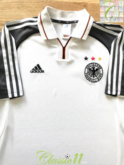 2000/01 Germany Home Football Shirt (XL)