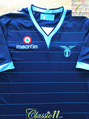 2013/14 Lazio 3rd Football Shirt (XXL)