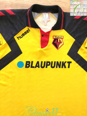 1993/94 Watford Home Football Shirt (XXL)
