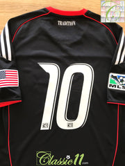 2010/11 D.C. United Home MLS Formotion Football Shirt #10 (M)