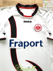 2008/09 Eintracht Frankfurt Away Football Shirt (M)