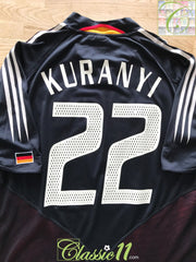 2004/05 Germany Away Football Shirt Kuranyi #22 (L)