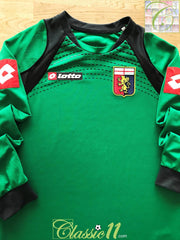 2012/13 Genoa Goalkeeper Football Shirt (S)