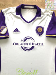 2016 Orlando City Away MLS Football Shirt (L)