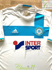 2016/17 Marseille Home Football Shirt (L)