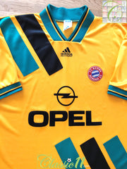 1993/94 Bayern Munich Away Football Shirt (L)