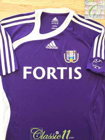 2006/07 Anderlecht Home Football Shirt (L)