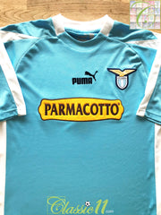2003/04 Lazio Home Football Shirt (L)