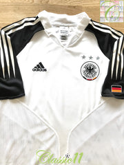 2004/05 Germany Home Football Shirt (L)