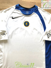2004/05 Internazionale Football Training Shirt (M)