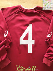 2004/05 Torino Home Football Shirt. #4 (M)