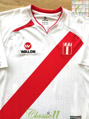 2007/08 Peru Home Football Shirt (M)