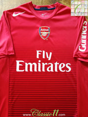 2009/10 Arsenal Football Training Shirt (M)