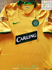 2008/09 Celtic Away SPL Football Shirt (L)