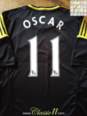 2012/13 Chelsea 3rd Premier League Football Shirt Oscar #11 (M)