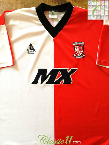 1998/99 Woking Home Football Shirt (XL)