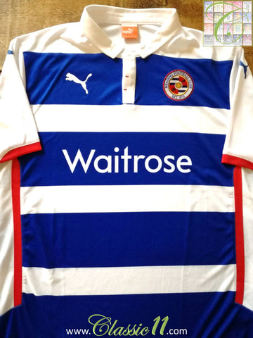 2014/15 Reading Home Football Shirt (XXL) *BNIB*