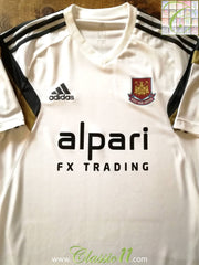 2014/15 West Ham Football Training Shirt (M)