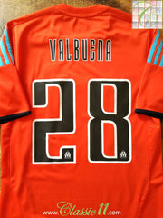 2011/12 Marseille 3rd Ligue 1 Football Shirt Valbuena #28 (S)