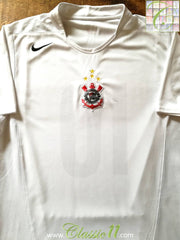 2005/06 Corinthians Home Football Shirt #10 (L)