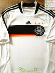 2008/09 Germany Home Football Shirt (M)
