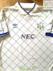 1992/93 Everton 3rd Football Shirt (L)