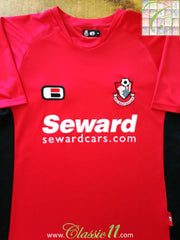 2004/05 Bournemouth Home Football Shirt (S)