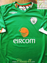 2006/07 Republic of Ireland Home Football Shirt (L)