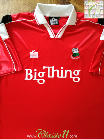 2000/01 Barnsley Home Football Shirt (XL)