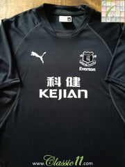 2002/03 Everton 3rd Football Shirt (XL)