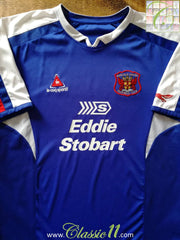 2005/06 Carlisle Home Football Shirt (L)