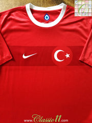 2012/13 Turkey Home Football Shirt (XL)