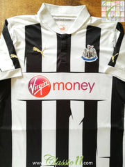 2012/13 Newcastle United Home Football Shirt (M)