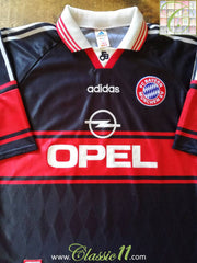 1997/98 Bayern Munich Home Football Shirt (L)