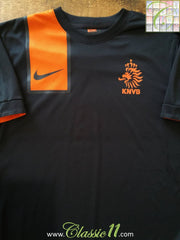 2012/13 Netherlands Away Football Shirt (M)