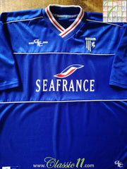 2002/03 Gillingham Home Football Shirt (L)