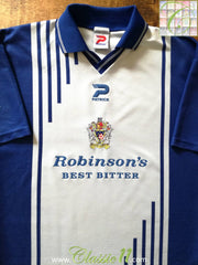 1999/00 Stockport County Home Football Shirt (L)
