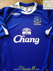2006/07 Everton Home Football Shirt (M)