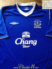 2004/05 Everton Home Football Shirt (XL)