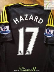 2012/13 Chelsea 3rd Premier League Football Shirt Hazard #17 (S)
