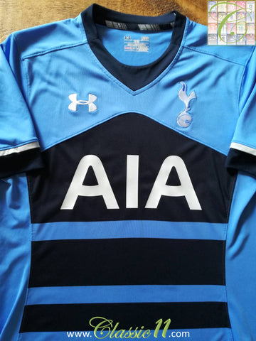 2015/16 Tottenham Away Football Shirt (S)