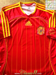2006/07 Spain Home Football Shirt (S)