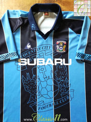 1997/98 Coventry City Home Football Shirt (XL)