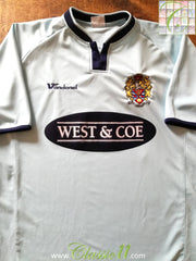 2007/08 Dagenham & Redbridge Away Football Shirt (L)