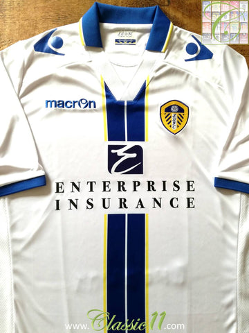 2013/14 Leeds United Home Football Shirt (XL) *BNWT*