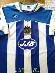 2005/06 Wigan Athletic Home Football Shirt (XL)