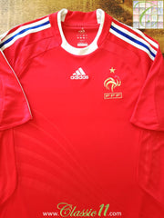 2008/09 France Away Football Shirt (S)