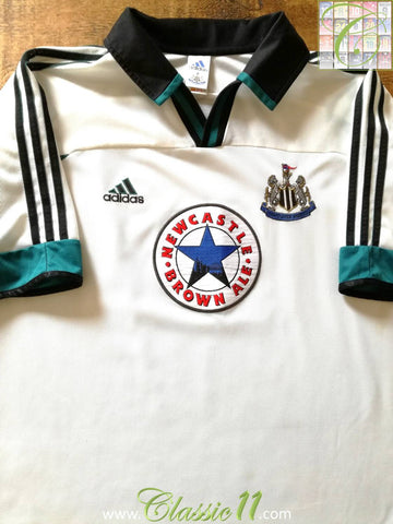 1999/00 Newcastle United Away Football Shirt (XL)